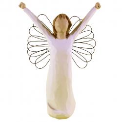 مجسمه امین کامپوزیت مدل فرشته رشادت کد 129/1