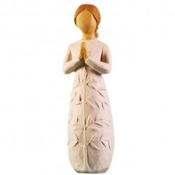 مجسمه امین کامپوزیت مدل درخت عبادت کد 15