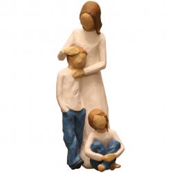 مجسمه امین کامپوزیت مدل Family Grouping کد527 بسته دوعددی