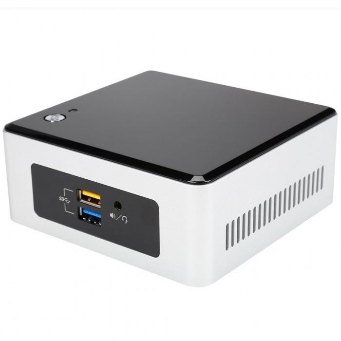 کامپیوتر کوچک اینتل مدل NUC5CPYH - C