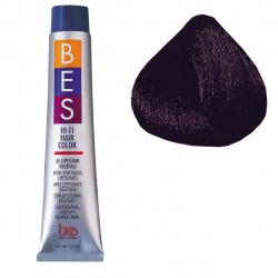 رنگ موی بس سری Chocolate مدل Mahagoni Iridescent Brown شماره 4.52