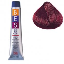 رنگ موی بس سری Violet مدل Dark Red Violet Brown شماره 7.62