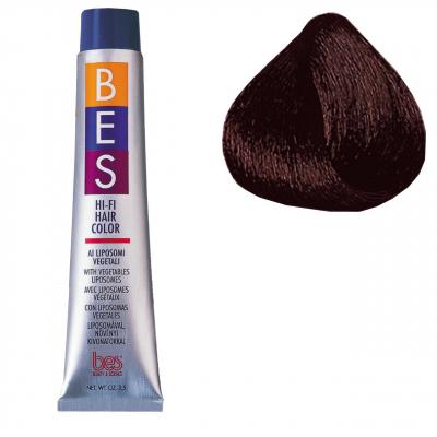 رنگ موی بس سری Chocolate  مدل Beige Copper Dark Blonde  شماره 6.48