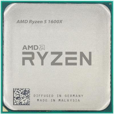 پردازنده مرکزی ای ام دی مدل Ryzen 5 1600X