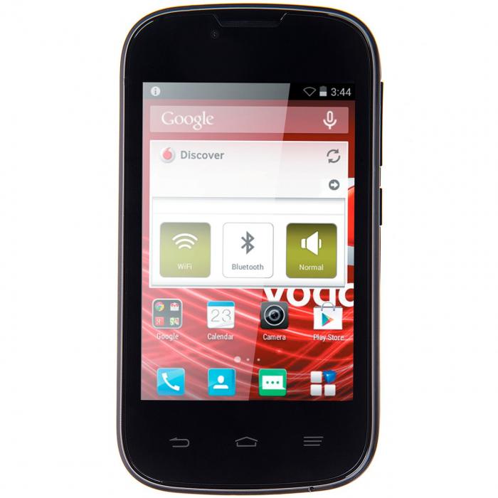 گوشی موبایل دو سیم کارت زد تی ای مدل Blade C310