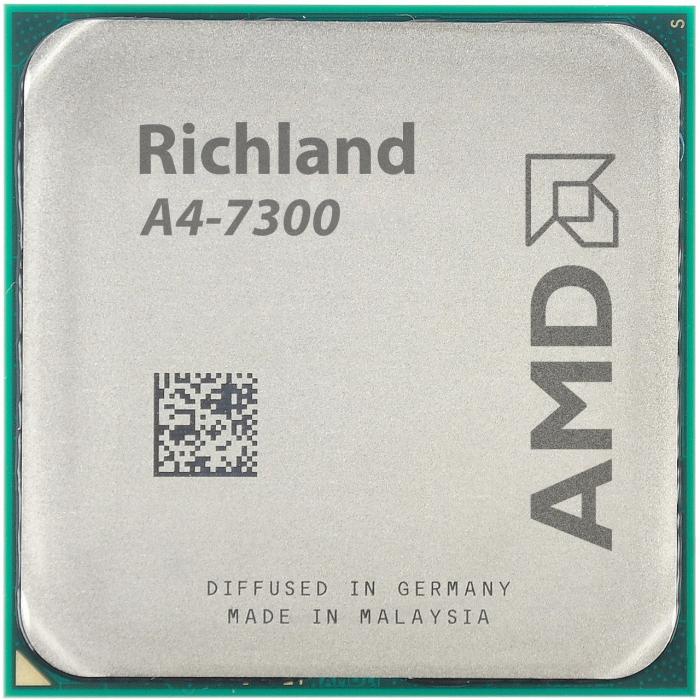 پردازنده مرکزی ای ام دی سری Richland مدل A4-7300