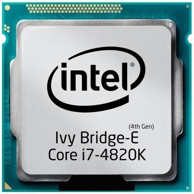 پردازنده مرکزی اینتل سری Ivy Bridge-E مدل Core i7-4820K