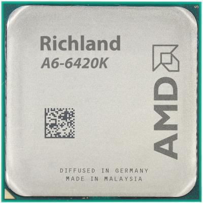 پردازنده مرکزی ای ام دی سری Richland مدل A6-6420K