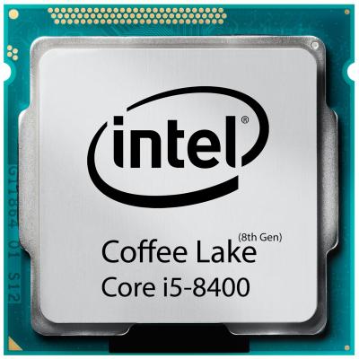 پردازنده مرکزی اینتل سری Coffee Lake مدل Core i5-8400