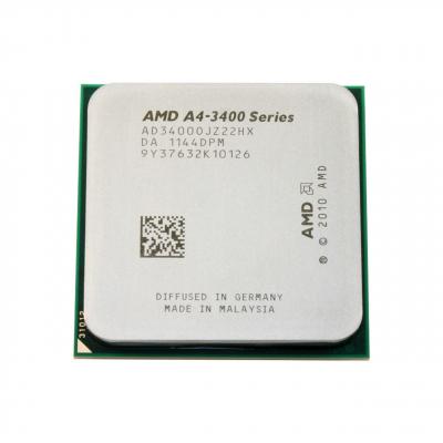پردازنده مرکزی ای ام دی مدل A4-3400 (نقره ای)
