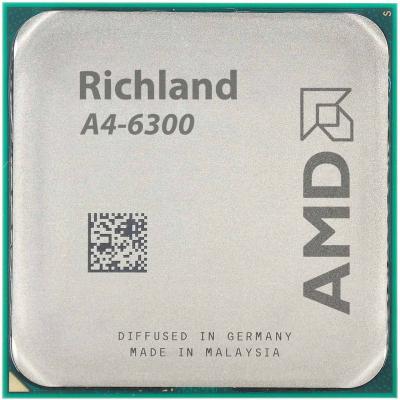 پردازنده مرکزی ای ام دی مدل Richland A4-6300