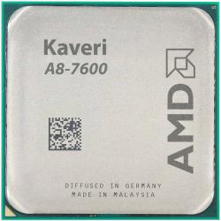 پردازنده مرکزی ای ام دی مدل Kaveri A8-7600