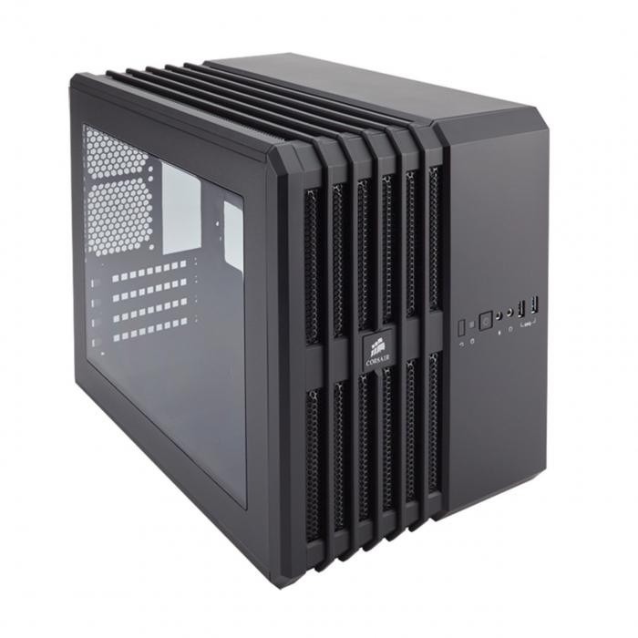 کیس کامپیوتر کورسیر سری کاربید مدل Air240B