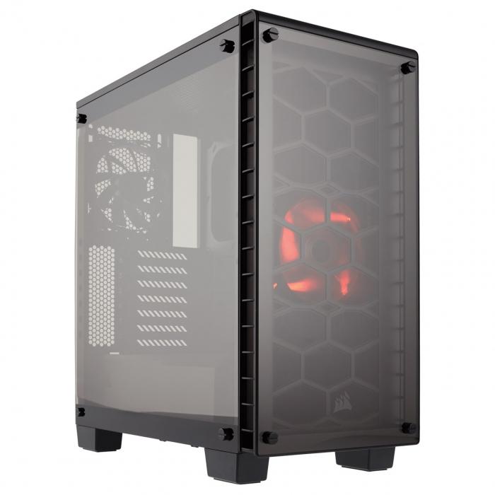 کیس کامپیوتر کورسیر سری کریستال مدل 460X