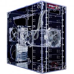 کیس کامپیوتر گرین مدل Acrylic