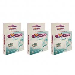 کاندوم ایکس دریم مدل Collar سه بسته 1 عددی