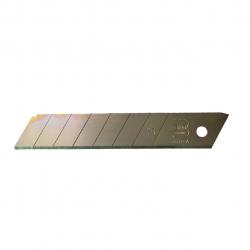 تیغ کاتر اکو مدلECB-50 بسته 10 عددی (نقره ای)