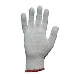 دستکش ایمنی مدل ویسکوز بسته 5 عددی (سفید)