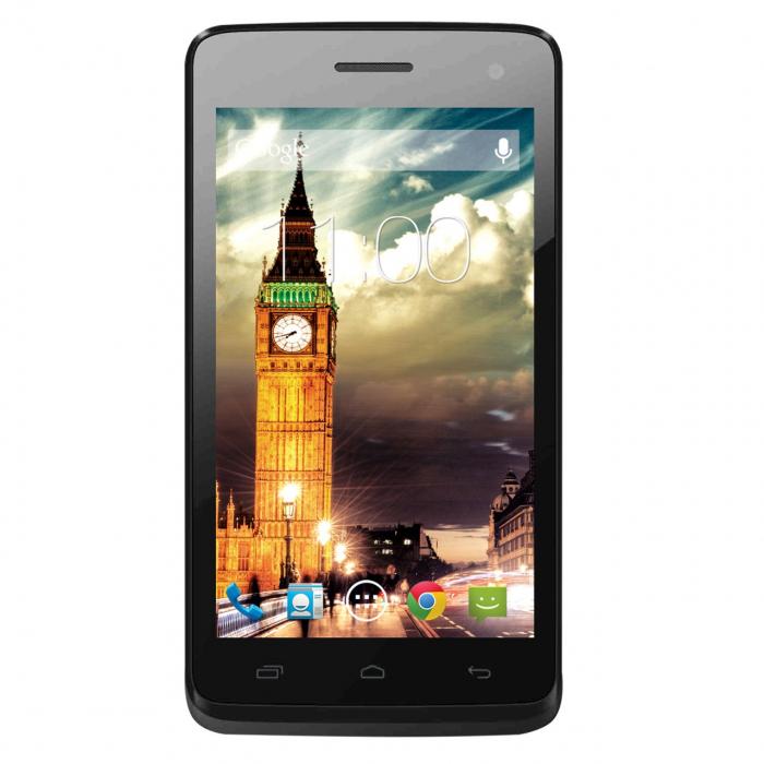 گوشی موبایل فلای مدل Iris 2  IQ4490i دو سیمکارت
