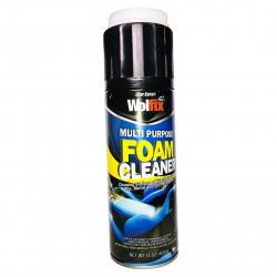 فوم تمیز کننده چند منظوره ولفیکس مدل WT15 حجم 450 میلی لیتر (چند رنگ)