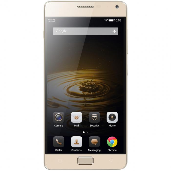 گوشی موبایل لنوو مدل Vibe P1 دو سیمکارت