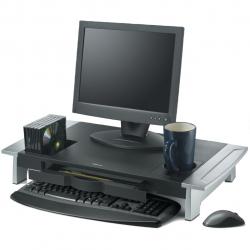 پایه نگهدارنده مانیتور فلوز مدل Office Suites Premium Monitor Riser (مشکی)