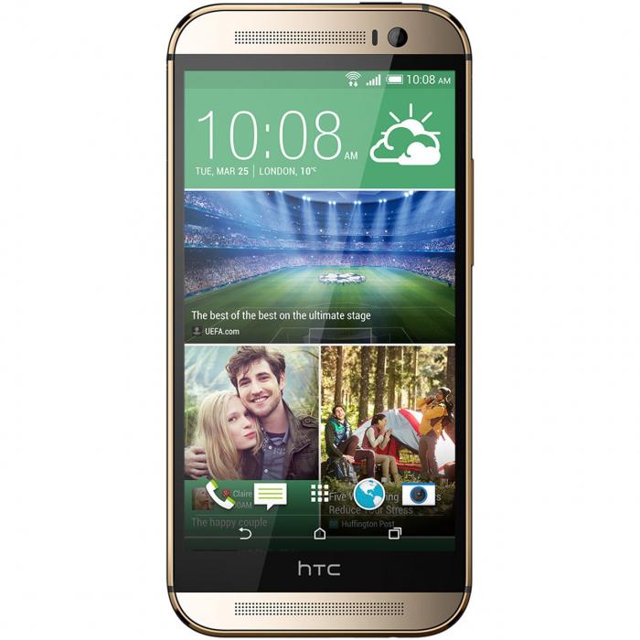 گوشی موبایل اچ تی سی مدل One M8s
