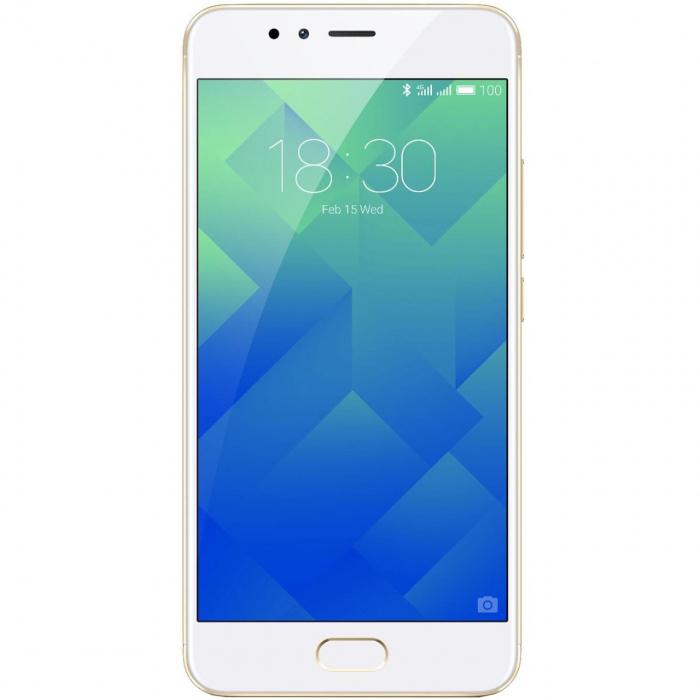 گوشی موبایل میزو مدل m5s دو سیم کارت ظرفیت 16 گیگابایت