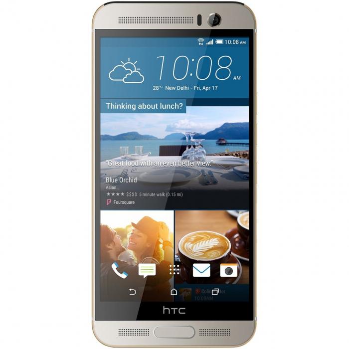 گوشی موبایل اچتیسی مدل One M9 Plus Supreme Camera Edition ظرفیت 32 گیگابایت