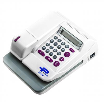 دستگاه پرفراژ چک پروتک مدل EC140 (سفید)