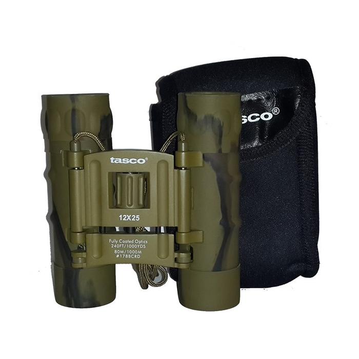 دوربین دوچشمی تاسکو 12x25 Essentials