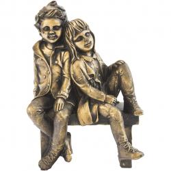 مجسمه نیمکت شیانچی کد 020020002 (بی رنگ)