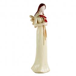 مجسمه طرح angel کد 020020089 (بی رنگ)