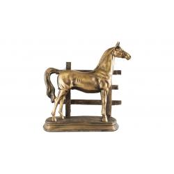مجسمه طرح اسب انتظار کد 020020171