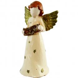 مجسمه طرح فرشته joy کد 020020064 (بی رنگ)