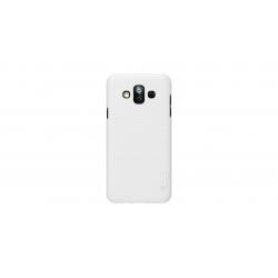 کاور نیلکین مدل Super Frosted Shield مناسب برای گوشی موبایل سامسونگ Galaxy J7 Duo (قرمز)