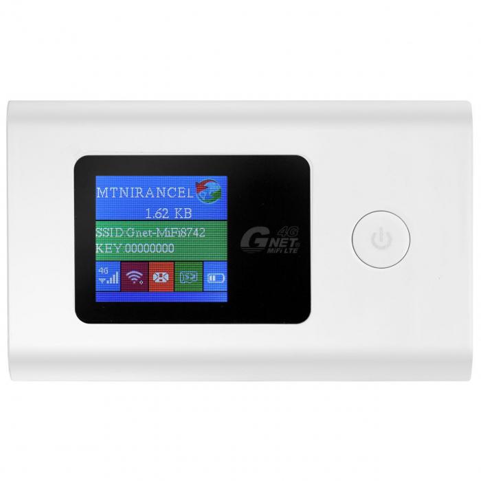 مودم 4G قابل حمل جی نت مدل GM150-4G