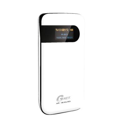 مودم-روتر 3G بیسیم و قابل حمل جی-نت مدل MiFi GM150-3G