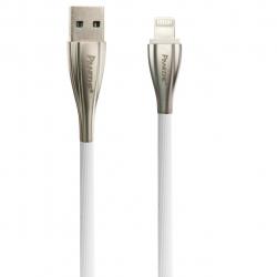 کابل تبدیل USB به لایتنینگ پانیژه مدل PN-801 به طول 100 سانتی متر