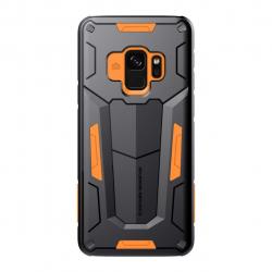 کاور نیلکین مدل Defender 2 مناسب برای گوشی موبایل سامسونگ Galaxy S9 (مشکی)