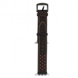 بند چرمی مدل 1-Milanese مناسب برای اپل واچ 42 میلی متری (مشکی)