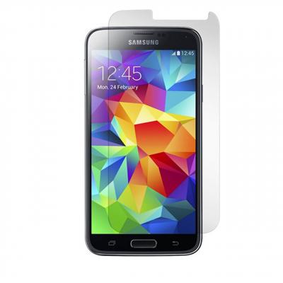 محافظ صفحه نمایش شیشه ای مدل Tempered مناسب برای گوشی موبایل سامسونگ Galaxy S5 (بی رنگ شفاف)