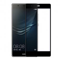 محافظ صفحه نمایش شیشه ای تمپرد مدل Full Cover مناسب برای گوشی موبایل هوآوی P9