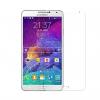 محافظ صفحه نمایش شیشه ای مدل Tempered مناسب برای گوشی موبایل سامسونگ Galaxy Note 4