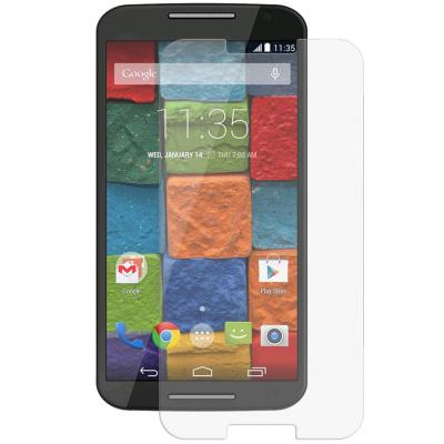 محافظ صفحه نمایش شیشه ای پرو پلاس مناسب برای گوشی موبایل موتورولا Moto X (بی رنگ شفاف)