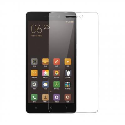 محافظ صفحه نمایش شیشه ای تمپرد مناسب برای گوشی موبایل شیاومی Redmi 3 Pro (بی رنگ شفاف)