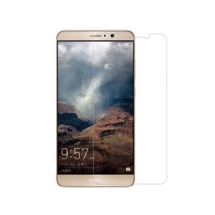 محافظ صفحه نمایش شیشه ای تمپرد مناسب برای گوشی موبایل هوآوی Mate 9