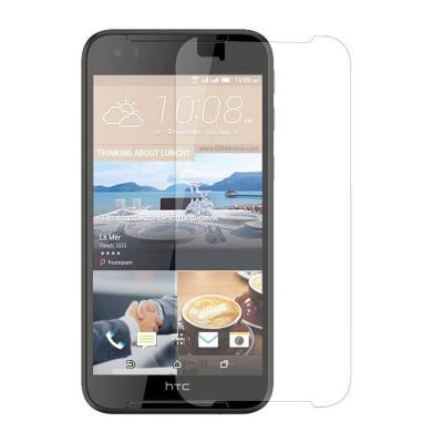 محافظ صفحه نمایش شیشه ای مدل تمپرد مناسب برای گوشی موبایل اچ تی سی Desire 830 (بی رنگ شفاف)