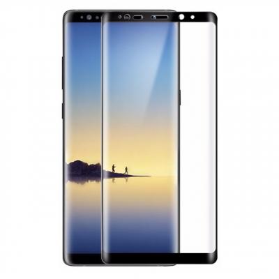 محافظ صفحه نمایش راک مدل Full Cover مناسب برای گوشی موبایل سامسونگ Galaxy Note 8 (مشکی)