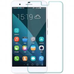 محافظ صفحه نمایش شیشه ای مدل Tempered مناسب برای گوشی موبایل هوآوی Honor 6 Plus